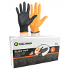 Black-Fire Nitrile Gloves
