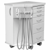 Mobile Cabinet Ortho 900SH White Right Hand