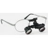 Feather Sight Loupes & Feather Light LED Combo:  #FT2 Standard Frame - Flip-Up (3.5x Magnification)