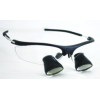 Feather Sight Loupes & Feather Light LED Combo:  #TS3 Sport Frame - TTL (3.0x Magnification)