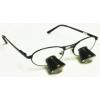 Feather Sight Loupes:  #TT3 Standard Frame - TTL (2.5x Magnification)